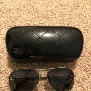 Chanel men's sunglass